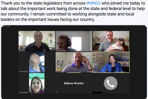 Working with State Legislators
