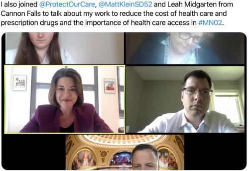 Health Care Access Discussion