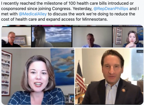 Discussions on how to reduce the cost of health care and expand access for Minnesotans.