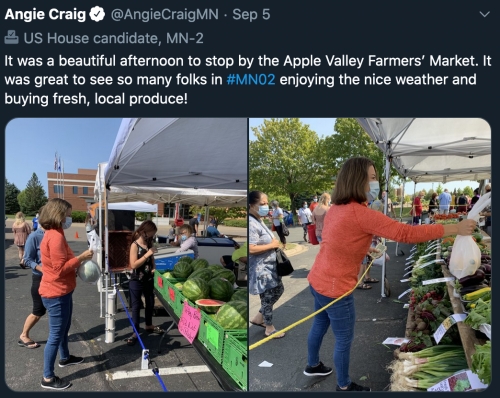 Apple Valley Farmer's Market