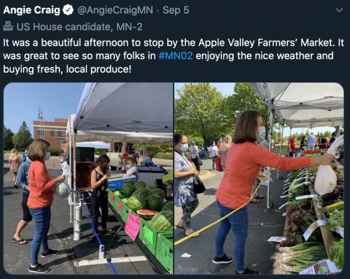 Apple Valley Farmer's Market